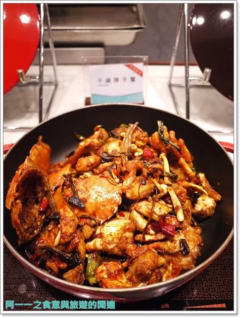 捷運世貿台北101美食饗食天堂吃到飽buffet海鮮螃蟹image029