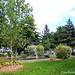 © Arrondissement Anjou - 2014- Espaces verts, îlots et parcs de voisinage - Place des Jumelages