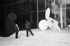 NYC - MOMA (Paysage du temps) Tags: nyc usa newyork film america unitedstates moma hp5 ilford leicam6 objectif summicron35 amerique 20131124 ilfotecrtrapid