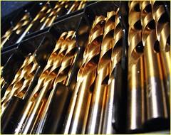 Back In The Shop - Restocking Of Drill Index (Daryll90ca) Tags: tools bits tool drillbit drillbits