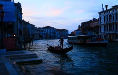 Impression  ~ the Grand Canal, Venezia  ~ (PS~~) Tags: city travel cruise venice sea vacation people holiday streets art tourism church monument water museum architecture vintage river boats island boot boat canal hall ancient bravo scenery europe mediterranean gallery cityscape tour view squares basilica religion sightseeing bridges churches floating courtyard lagoon tourist calm tourists worldheritagesite trips gondola haunting bluehour palazzo oldtown historia boatman cultural sanmarco canale visite vecchio traveler waterbus oldpalace  gondole veneto  palladian watercity  riverport orizontal  villevenete