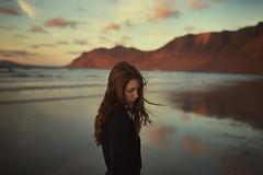 To Columbia (Alessio Albi) Tags: light sunset sea portrait woman color girl nikon 14 sigma 35 albi beacj