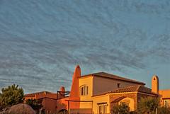 al calar del giorno (lubats) Tags: sardegna sunset sky italy house colors up clouds nikon italia tramonto nuvole sardinia case cielo d200 colori hdr wwh autofocus nikond200 calarossa flickraward nikonisti hdraward nikonflickraward lucalubattiphotographycom