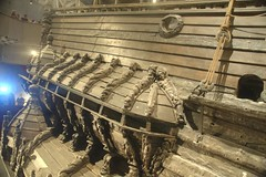 Sea Nymphs on the Vasa (Tony Shertila) Tags: museum war europe ship sweden stockholm tourist international shipwreck maritime sunken visitor hdr djurgrden vasa gustavus vasamuseet adolphus