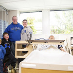 "<b>Nursing Simulation Lab Open House101114_0004</b><br/> Above: A photo from the open house held by the nursing department during the Luther College 2014 Homecoming Celebration. The open house featured new additions to the simulation lab. Photo by Zachary S. Stottler, Luther College '15.<a href=""http://farm4.static.flickr.com/3944/15529931651_056ba5650d_o.jpg"" title=""High res"">∝</a>"