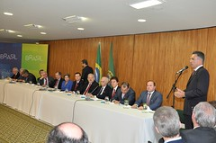 """Lideranças do PSD manifestam apoio a Dilma Rousseff • <a style=""""font-size:0.8em;"""" href=""""http://www.flickr.com/photos/60774784@N04/15533543887/"""" target=""""_blank"""">View on Flickr</a>"""