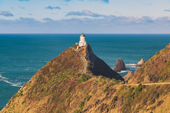 Travlr - New Zealand, Nugget Point (Travlr.Photography) Tags: new sunset newzealand travelling sunrise photography blog travels avatar australia wanderlust traveller nz wanaka middleearth tekapo pukaki travlr bittncom bittn travlrphotography