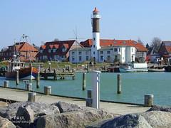 Leuchtturm Insel Poel bei Wismar (Elbmaedchen) Tags: balticsea wismar hafen ostsee leuchtturm kste poel lighthousesgermany