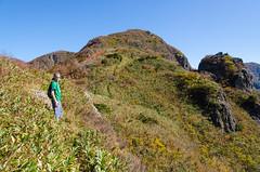 DSC_0065 (turkeysamwich) Tags: mountains nature japan pond nikon hiking gifu 18200 d5100 yashagaike