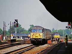 56032 Oxford 010890 (24082CH) Tags: oxford class47 class56 47211 47249 47705 56032