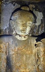 India - Maharashtra - Ajanta Caves - Cave 4 - 24 (asienman) Tags: india maharashtra cave4 ajantacaves asienmanphotography