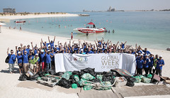 United Arab Emirates (HiltonWorldwide) Tags: community service hiltonworldwide corporatevolunteerism hiltonhotelsandresorts travelwithpurpose globalweekofservice
