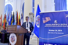 OAS and IDB Organize Regional Workshop on Cyber Security (OEA - OAS) Tags: security cyber bid oas oea organizationofamericanstates idb citel organizacióndelosestadosamericanos cicte