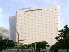 Shinjuku Washington Hotel - Main Building (beibaogo) Tags: building hotel washington shinjuku main m1056
