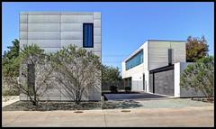37 and 35 Vanguard Way (ioensis) Tags: houses homes urban architecture modern way dallas october texas tx modernism reserve 37 35 vanguard residences 2014 jdl neigbhorhood ioensis 76101336067tmf1b