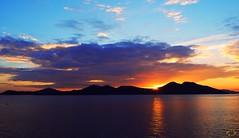 Sunset Landscape Mode (Mc Pein) Tags: sunset sea sun beach clouds sunrise boat sand philippines coron palawan trave travelphotography m43 landscapephotography mft lumixphotography microfourthirds january2013 lumixg3 itsmorefuninthephilippines summer2013