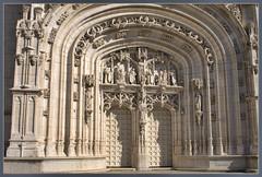 Monastere de Brou (Chalotte1205) Tags: france statue jesus eglise monastere fresque priere brou