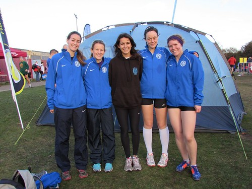 """National XC Relay 2014 TVH Womens Team • <a style=""""font-size:0.8em;"""" href=""""http://www.flickr.com/photos/128044452@N06/15695187635/"""" target=""""_blank"""">View on Flickr</a>"""
