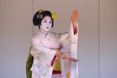 -5 (nobuflickr) Tags: japan kyoto maiko geiko      kamishichiken  ichitomo   20141103dsc09156