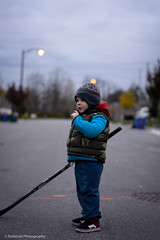 Steven R. (reviriabinski) Tags: winter portrait canada cute hockey sport toddler cutetoddler hockeybaby toddlersports