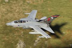 ZA600_TornadoGR4_RoyalAirForce_MachLoop_Tightened [Explored] (Tony Osborne - Rotorfocus) Tags: wales force loop air royal tornado raf mach ids 2014 panavia gr4 lowflying