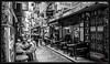Centre Place (prbimages) Tags: street people blackandwhite shop cafe candid australia melbourne victoria centreplace