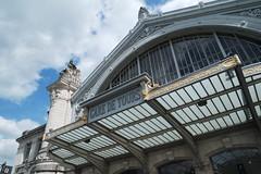 La belle gare. (Michel de Rennes) Tags: