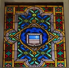 Teruel vidriera Mausoleo de los Amantes 08 (Rafael Gomez - http://micamara.es) Tags: vidriera teruel de los amantes mausoleo