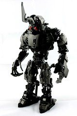 HERAKLES (-Primus-) Tags: bionicle lego primus herakles mech robot technic legomoc bioniclemoc legobionicle