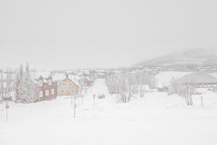 (massi_pugliese) Tags: approvato sweden lapland kiruna snow winter