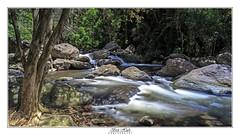 Crystal Cascades (Brett Huch Photography) Tags: creek water waterfalls queensland qld nature northqueensland australia aussie trees tree runningwater rock rocks riverrocks flowingwater