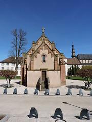Chapelle des enfants à Molsheim (OT Molsheim-Mutzig) Tags: molsheim chapelle religieux