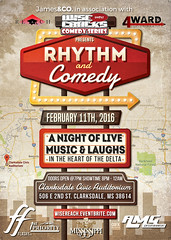 Rhythm&Comedy-Wisecracks