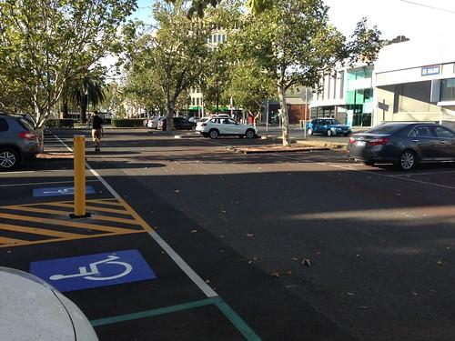 Carpark on Mount Alexander Road, Moonee Ponds