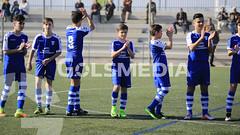 """Liga autonómica infantil C.F. Escuelas San Jose """"A"""" ´F.C. Jove Español San Vicente """"A"""""""