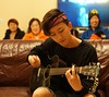 Wyman Debut (hin_man) Tags: hintheman wyman guitar debut lasvegas chunhowyman