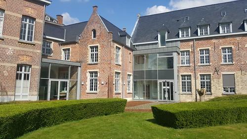 The Irish College - Leuven, Belgium