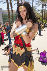 Wondercon 2017 Cosplay Wonder Woman by Joker's Kiss Cosplay (Manny Llanura) Tags: cosplay wondercon 2017 manny llanura photography cosplayer comiccon wondercon2017 best sexy outstanding wonder woman jokers kiss