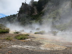 wmgu031creek (invisiblecompany) Tags: 2017 travel newzealand nz rotorua waimangu volcanic geothermal