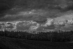 DSC_2552 (Kaigara Online) Tags: romaniaminunata pecoclauri romania landscape april clouds bw