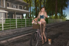 Style - Springtime Promises (Alicia Chenaux - Ch'Know Blogs) Tags: secondlife secondlifebloggers secondlifeblog secondlifefashionbloggers secondlifefashion fashion fashionblogger fashionistas slfashion slfashionbloggers slfashionistas secondlifefashionistas boobs secondlifefashionblog secondlifeclothes secondlifeclothing secondlifeshopping sl slbloggers slblog slblondes secondlifeblondes bicycle dogs fameshed theliaisoncollaborative ubersecondlife uber rebelhope truthhair luanesworld secondlifeposes