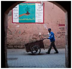 Off to work (keety uk) Tags: ©stuartbennett photokeetynet morroco desert marrakech berber