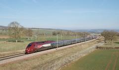 Thalys PBKA 4301 en UM (SylvainBouard) Tags: tgv train railway thalys thalyspbka sncf