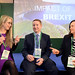 Dominika O'Sullivan, Action Recruitment, Philip O'Neill, Ballsbridge Hotel and Lynn Cawley, Maldron Hotel, Dublin Airport