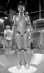 Metropolis (glynneh) Tags: metropolis robot cyborg maria fritz lang
