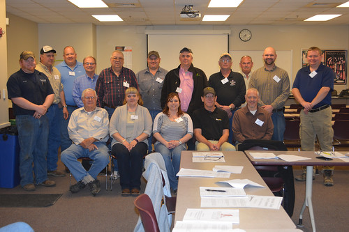 Agriculture, Heavy Equipment Technology & Diesel Technology Advisory Councils 2017