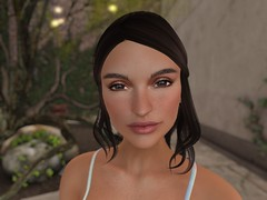 Eyes are the Gateway to the Soul (MarishieSL) Tags: secondlife newbie