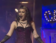 Maria Morose (MattDeane) Tags: carnevil circusofhorrors circus chartertheatre neverendingnightmare horror horrors maria morose