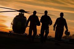 DSC_9730as (Paul Humphries68) Tags: aviation events midlandsairambulance sunsetsunrise tatenhill