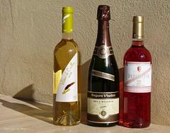 Weisswein, Sekt, Rosé * White wine, Sparkling wine, Rose wine *    . P1540815-001 (maya.walti HK) Tags: 020417 2012 cava copyrightbymayawaltihk flickr panasonicfz28 rosé rosewine sekt sparklingwine vinoblanco vinorosado vinos weine weisswein whitewine wines